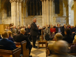 Friends of Pershore Abbey - Farncombe lecture
